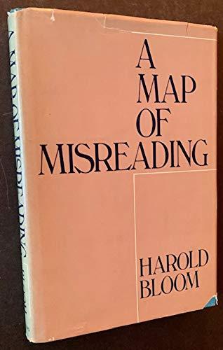 9780195018745: Map of Misreading