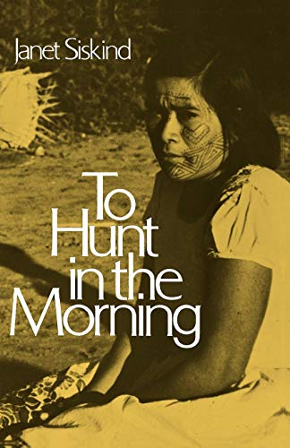 9780195018912: To Hunt in the Morning (Galaxy Books)