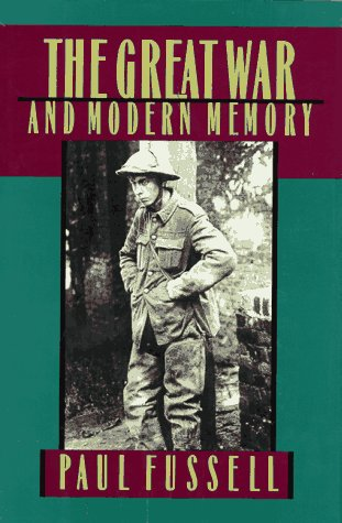 9780195019186: The Great War and Modern Memory