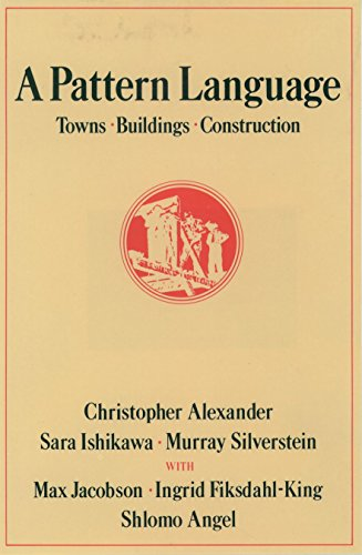 9780195019193: A Pattern Language: Towns, Buildings, Construction (Center for Environmental Structure)