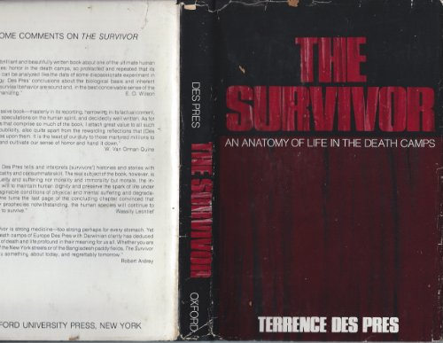 9780195019520: The Survivor: Anatomy of Life in the Death Camps ...