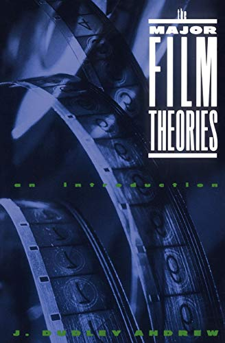 9780195019919: The Major Film Theories: An Introduction (Galaxy Book; Gb450)