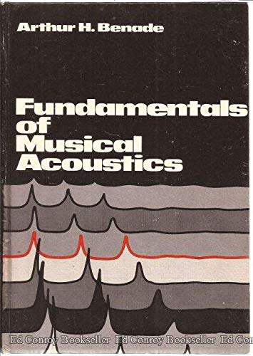 9780195020304: Fundamentals of Musical Acoustics