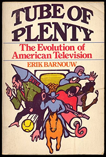 9780195021806: Tube of Plenty: Evolution of American Television (Galaxy Books)