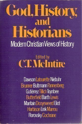 9780195022049: God, History and Historians: An Anthology of Modern Christian Views of History (Galaxy Books)