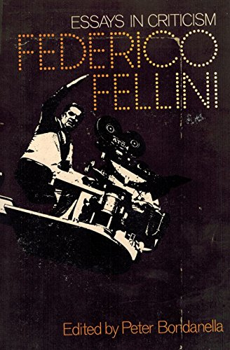 9780195022742: Federico Fellini: Essays in Criticism (Galaxy Books)