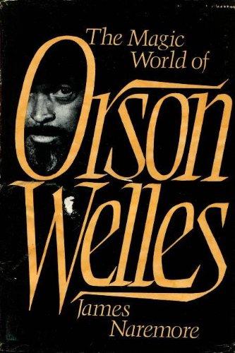 9780195023039: Magic World of Orson Welles