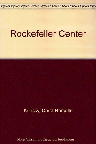 9780195023176: Rockefeller Center