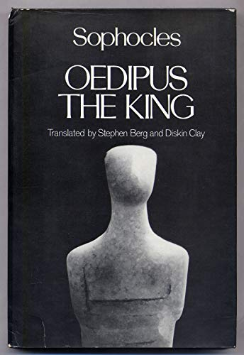 9780195023251: Oedipus the King (Greek Tragedy in New Translations)