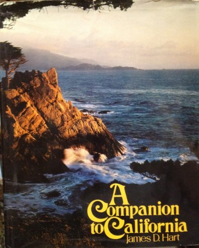 9780195024005: A Companion to California