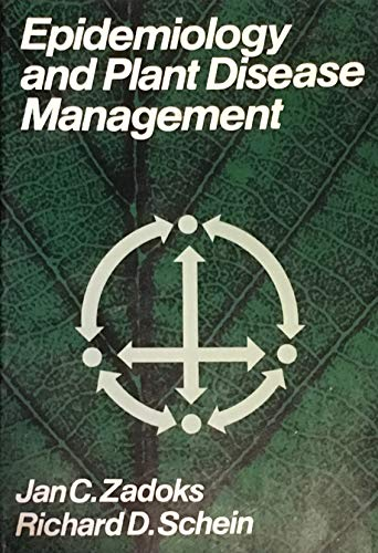 9780195024524: Epidemiology and Plant Disease Management
