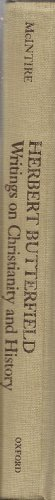 9780195024548: Writings on Christianity and History