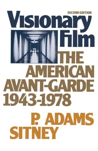 9780195024869: Visionary Film: The American Avant-Garde (Galaxy Books)