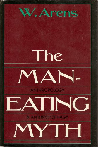 9780195025064: The Man-eating Myth: Studies in American Culture