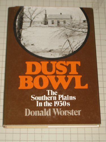 9780195025507: Dust Bowl: The Southern Plains in the 1930's