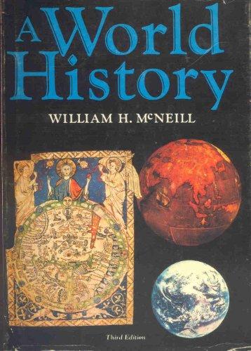 9780195025545: A World History