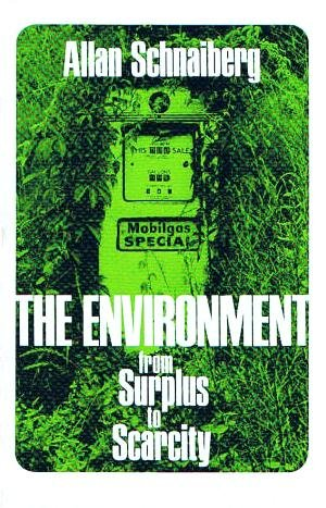 9780195026115: The Environment: From Surplus to Scarcity