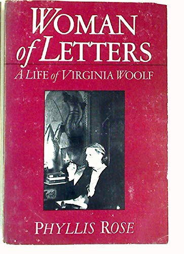 9780195026214: Woman of Letters: A Life of Virginia Woolf