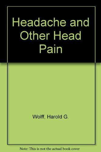 9780195026245: Headache and Other Head Pain