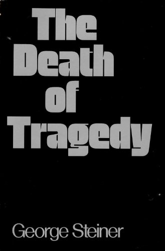 9780195027020: The Death of Tragedy