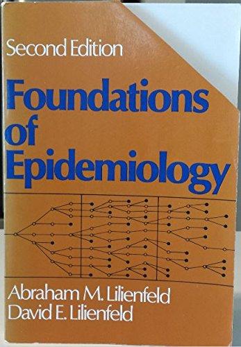 9780195027235: Foundations of Epidemiology