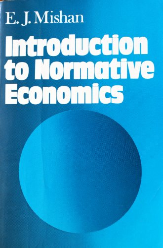 9780195027914: Introduction to Normative Economics
