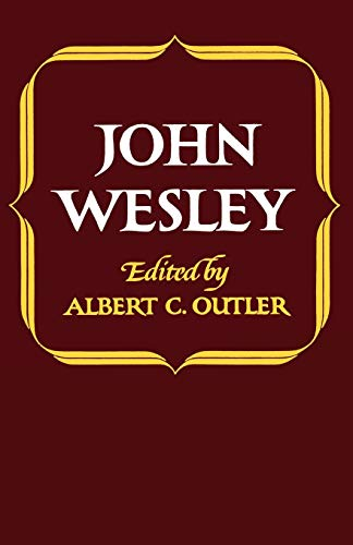 9780195028102: John Wesley (Library of Protestant Thought)