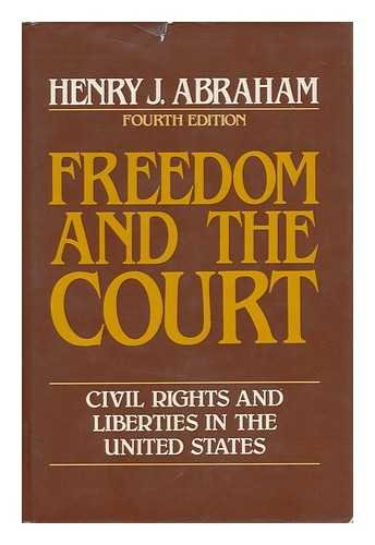 9780195029604: Freedom and the Court: Civil Rights and Liberties in the United States