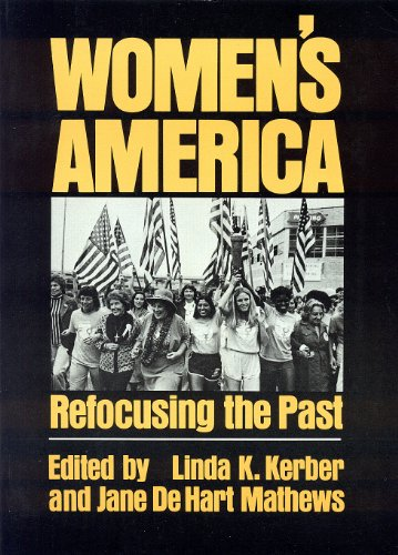 9780195029833: Women's America: Refocusing the Past