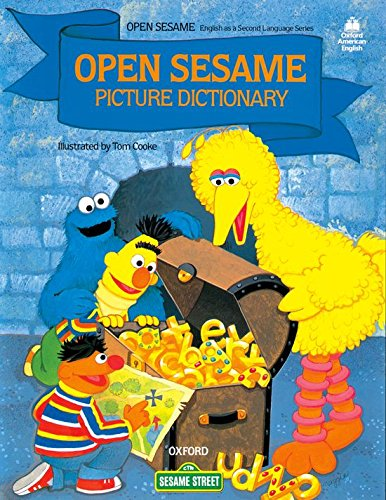 9780195030358: Open Sesame Picture Dictionary (Open Sesame English as a Second Language Series)