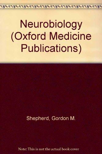 9780195030549: Neurobiology (Oxford Medicine Publications)
