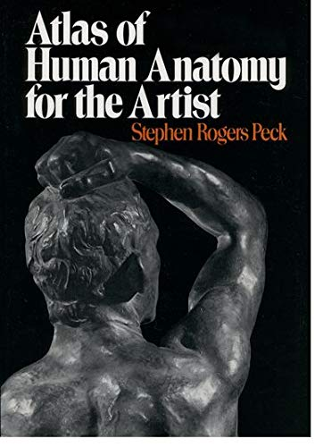 9780195030952: Atlas of Human Anatomy for the Artist (Galaxy Books)