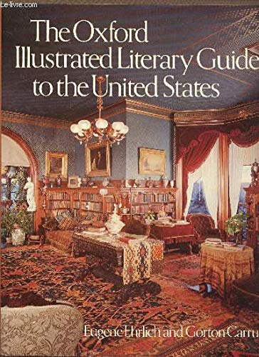9780195031867: The Oxford Illustrated Literary Guide to the United States