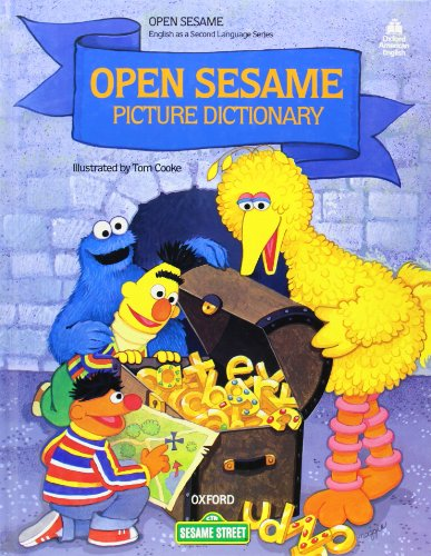 9780195032017: Open Sesame Picture Dictionary