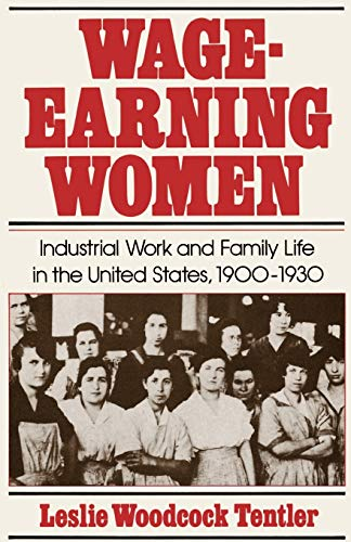 9780195032116: Wage-Earning Women: Industrial Work and Family Life in the United States, 1900-1930 (Galaxy Books)