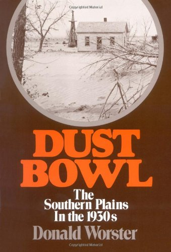 9780195032123: Dust Bowl: The Southern Plains in the 1930s (Galaxy Books)