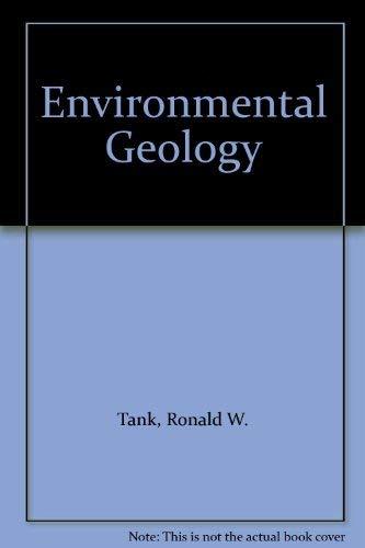 9780195032888: Environmental Geology