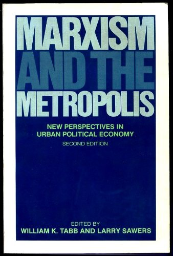 9780195033083: Marxism and the Metropolis: New Perspectives in Urban Political Economy
