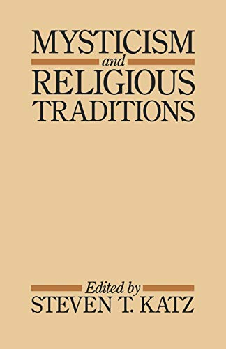 9780195033144: Mysticism and Religious Traditions (Galaxy Books)