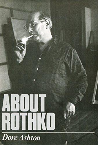 9780195033489: About Rothko