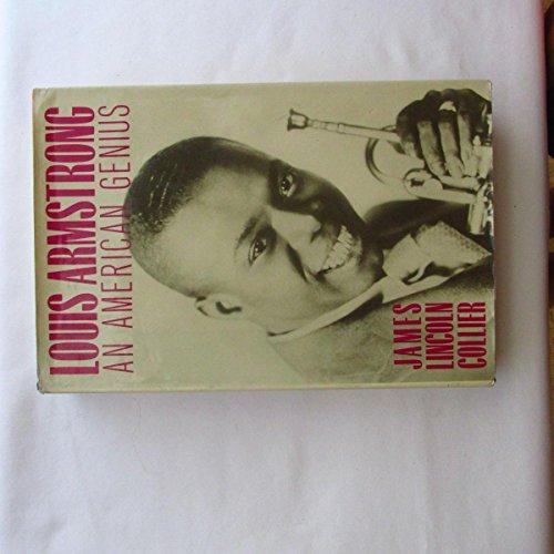 9780195033779: Louis Armstrong, an American Genius