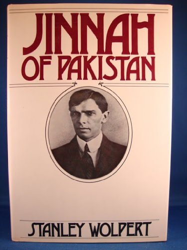 Jinnah of Pakistan (0195034120) by Wolpert, Stanley