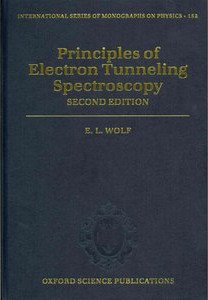 9780195034172: Principles of Electron Tunneling Spectroscopy (The International Series of Monographs on Physics)
