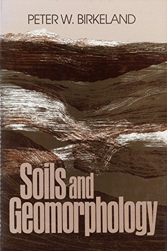 9780195034356: Soils and Geomorphology