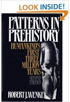 9780195034417: Patterns in prehistory: Humankind's first three million years