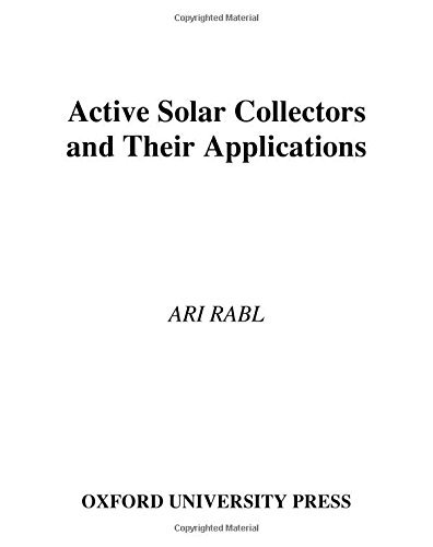 9780195035469: Active Solar Collectors and Their Applications