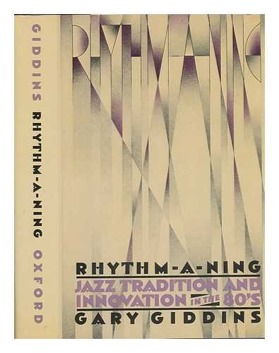 Rhythm-a-Ning : Jazz Tradition and Innovation