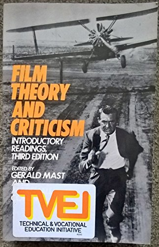 9780195035735 Film Theory And Criticism Introductory Readings Abebooks 0195035739
