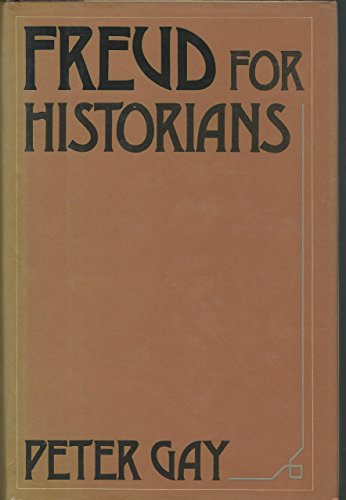 9780195035865: Freud for Historians