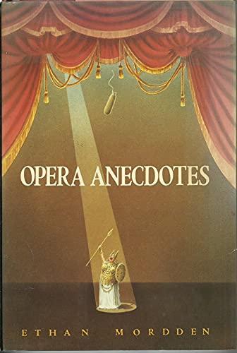 9780195036008: Opera Anecdotes